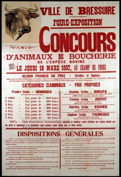 CONCOURS 1937